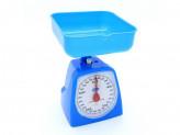 Весы кухонные механические 5кг с чашей