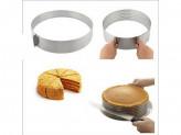 Кулинарная форма для слоеных блюд круг. регулир. 24-30 см