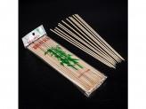 Шампур бамбук 25смx3мм по 100шт
