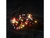 Гирлянда 100 ламп новогодняя 9м 8 режимов 220v