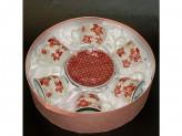 Набор чайный 12 предметов 220мл фарфор, подарочная упаковка YK 18а15