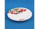 Тарелка десертная 18,0см №7 ВИШЕНКА т7-7703