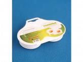 ГЛАЗУНЬЯ для 2-х яиц КОНТ-Р ДЛЯ ПРИГОТОВЛ.ЯИЦ В СВЧ