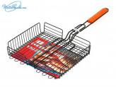 Решетка для барбекью с антипригарным покрытием. 4528