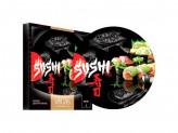 Блюдо круглое 30,0см SUSHI
