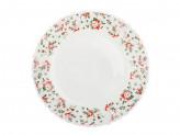 """Тарелка десертная, опаловое стекло, 21, 5 см, MILLIMI """"Майя"""""""
