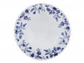 """Тарелка десертная, опаловое стекло, 21, 5 см, MILLIMI """"Таис"""""""