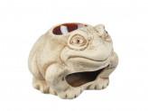Аромалампа керамическая, Лягушка, керамика, 10, 5x10x9, 5 см