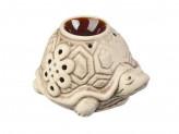 Аромалампа керамическая,  Черепаха, керамика, 8x9, 5x14 см