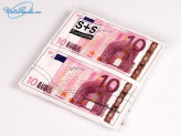 Салфетка 12 шт. бумажная 2-х слойная 33х33 см Евро10. S-10