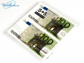 Салфетка 12 шт. бумажная 2-х слойная 33х33 см Евро100 S-100. 45421
