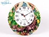 Часы настенные 30х30 см. 6814