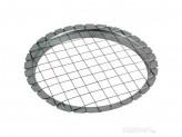 Овощерезка круглая в металлическом корпусе Mallony  сеточка  004485