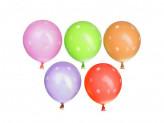 """Шары воздушные с рисунком 5 ст. 12"""", 5 шт, резина, """"Шар внутри шара, 5 цветов"""