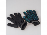Перчатки зима двойные с пвх