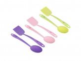 """Кухонный набор: лопатка, ложка, нейлон, SATOSHI """"Малибу"""""""