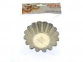 Набор форм для выпечки кекса Д95мм Н31,5мм 6шт