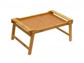 Поднос-столик 50x30x23см бамбук №3