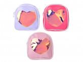 Рюкзак детский, ПВХ, сплав, 17х17, 5х6, 5 см, 3 цвета,