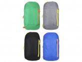 Рюкзак, ПВХ, 23х40х12см, 4 цвета
