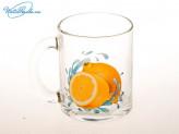 Кружка 300 мл чайная Лимон