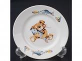Тарелка 175 мел гр8 медвежата