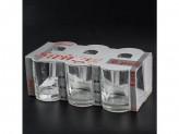 Набор стаканов 6шт 1021
