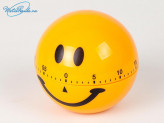"Таймер пластик 7,5х7,5 см, ""Смайлик"""