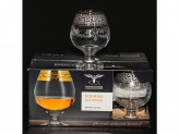 Набор 6шт бокалы для бренди  барокко se63-188/s