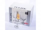 Tulipe набор бокалов 370мл 6шт для пива /44169 (наб.)