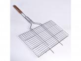 Решетка для барбекю металл.1624 64*40*30 см