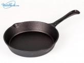 Сковорода 20см чугун (2 слива) VETTA