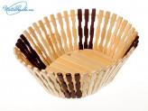 Ваза бамбуковая 16554