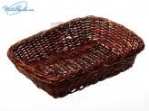Ваза бамбуковая плетеная 41652