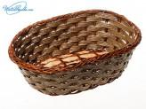 Ваза бамбуковая плетеная 81609