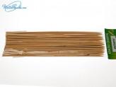 Шампур 50 шт дерево 30 см х 4 мм 46464
