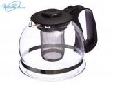 Чайник заварочный 1,5 л стеклянный 850G101