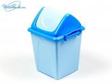 Ведро 5 л для мусора, пластик 46229