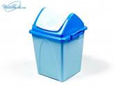Ведро 7.5 л для мусора, пластик 46229