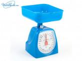 Весы 5 кг кухонные с чашей 2 л, 4 цвета