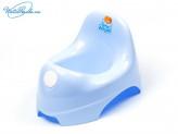 Горшок детский голубой  35171