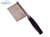Нож-слайсер для фигурной нарезки 19 x 6 см, 884G068