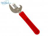 """Открывалка """"Штык"""" 14 x 3,5 см, металлическая, с пластиковой ручкой, 884G060"""