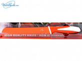 Нож 19 см для хлеба кухонный  44852