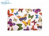 """Набор салфеток """"Бабочки"""", 43 x 28 x 0,4 см, 4 штуки, пластик, VETTA, 890G102"""