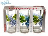 Набор 6 шт стаканов Виноград  92232