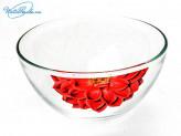 Салатник 16 см Гладкий  Цветочная феерия 4  76251