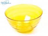 Салатник 2 л пластик Аква Оранж  70541