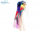 Канапе 10 шт украшение попугай для бара 72980