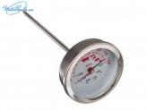 Термометр 2 в 1 для духовой печи и мяса, нерж. сталь